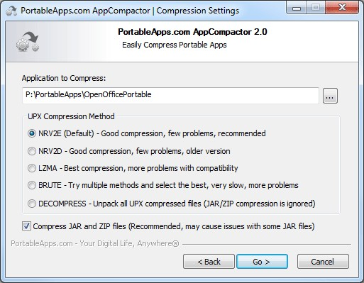 PortableApps com AppCompactor Alternatives and Similar