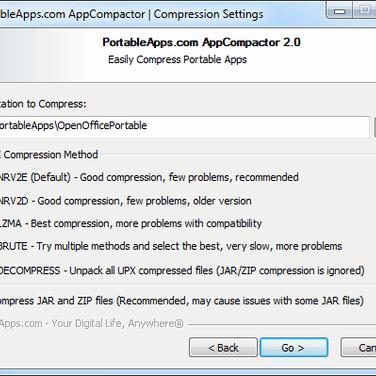 PortableApps com AppCompactor Alternatives and Similar