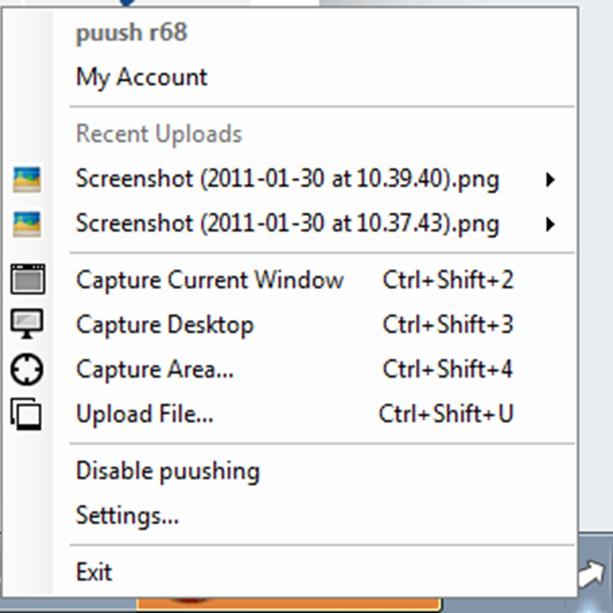 puush Alternatives and Similar Software - AlternativeTo net