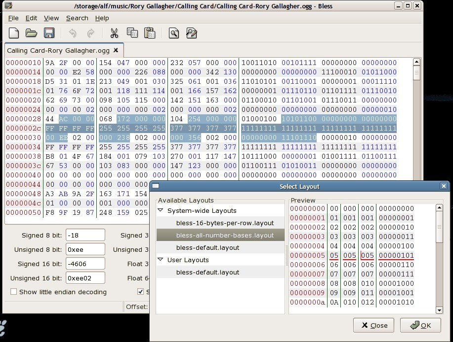 ⚡ Bless hex editor windows download | HOW TO INSTALL BLESS HEX