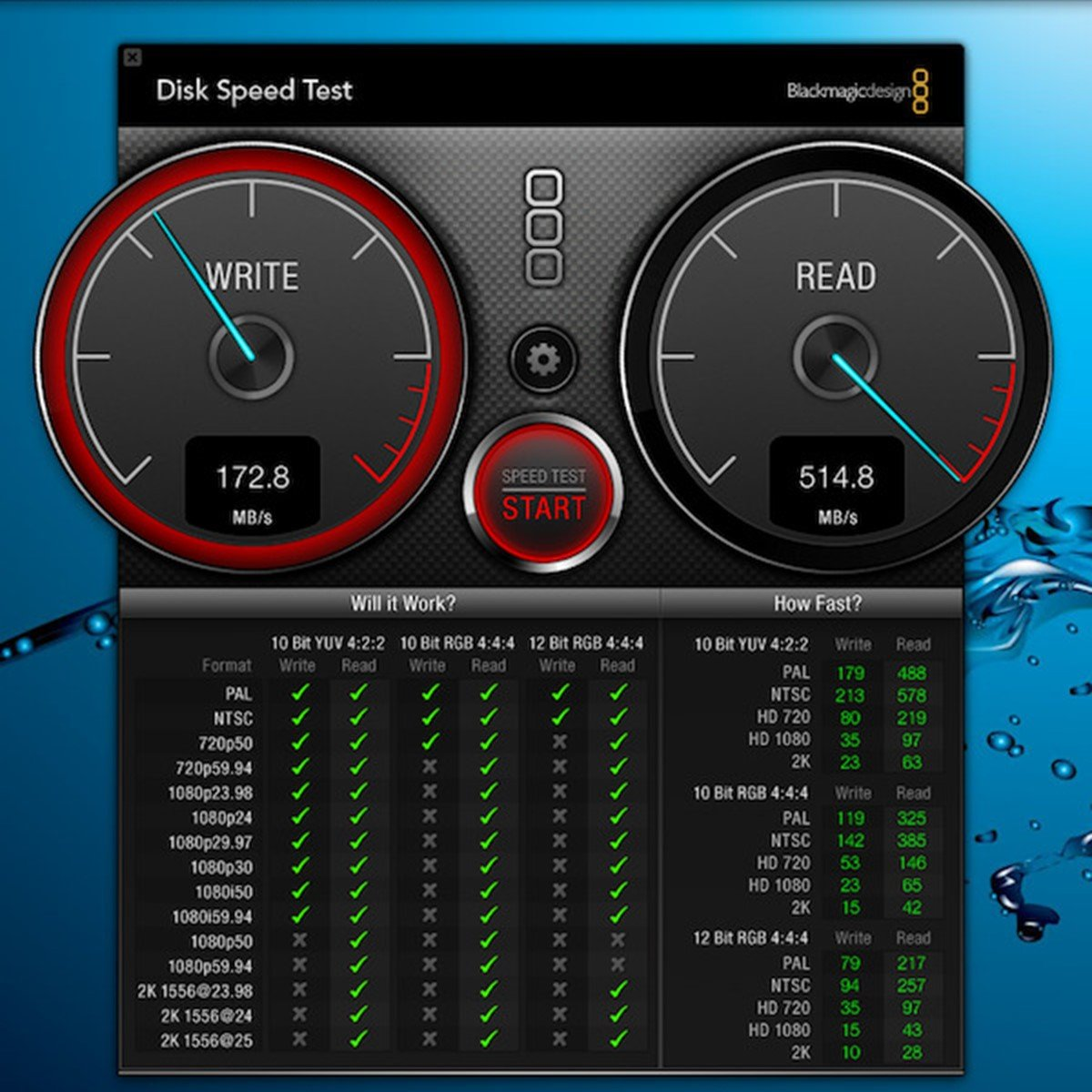 Blackmagic Disk Speed Test Dmg Download