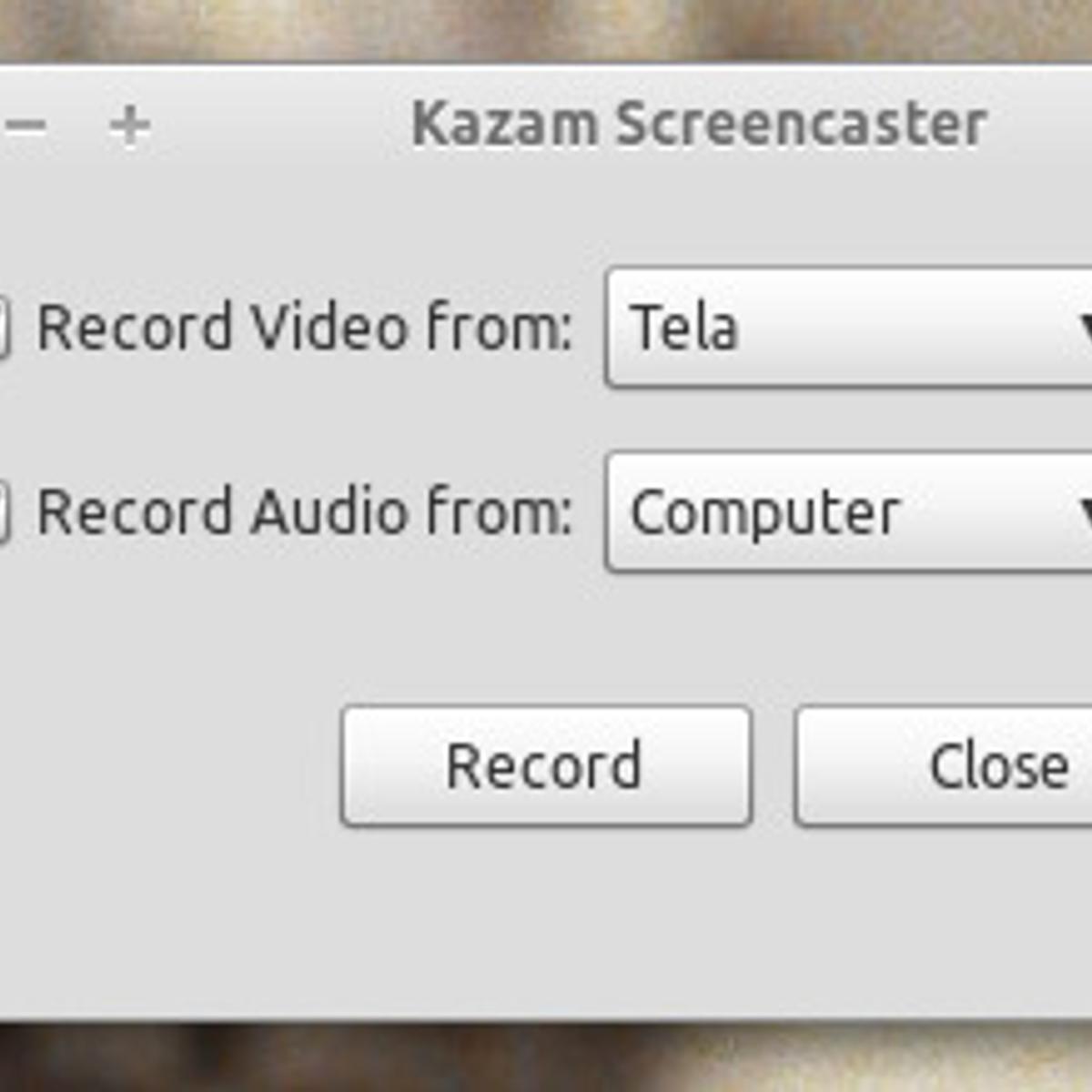 Kazam Alternatives for Mac - AlternativeTo net
