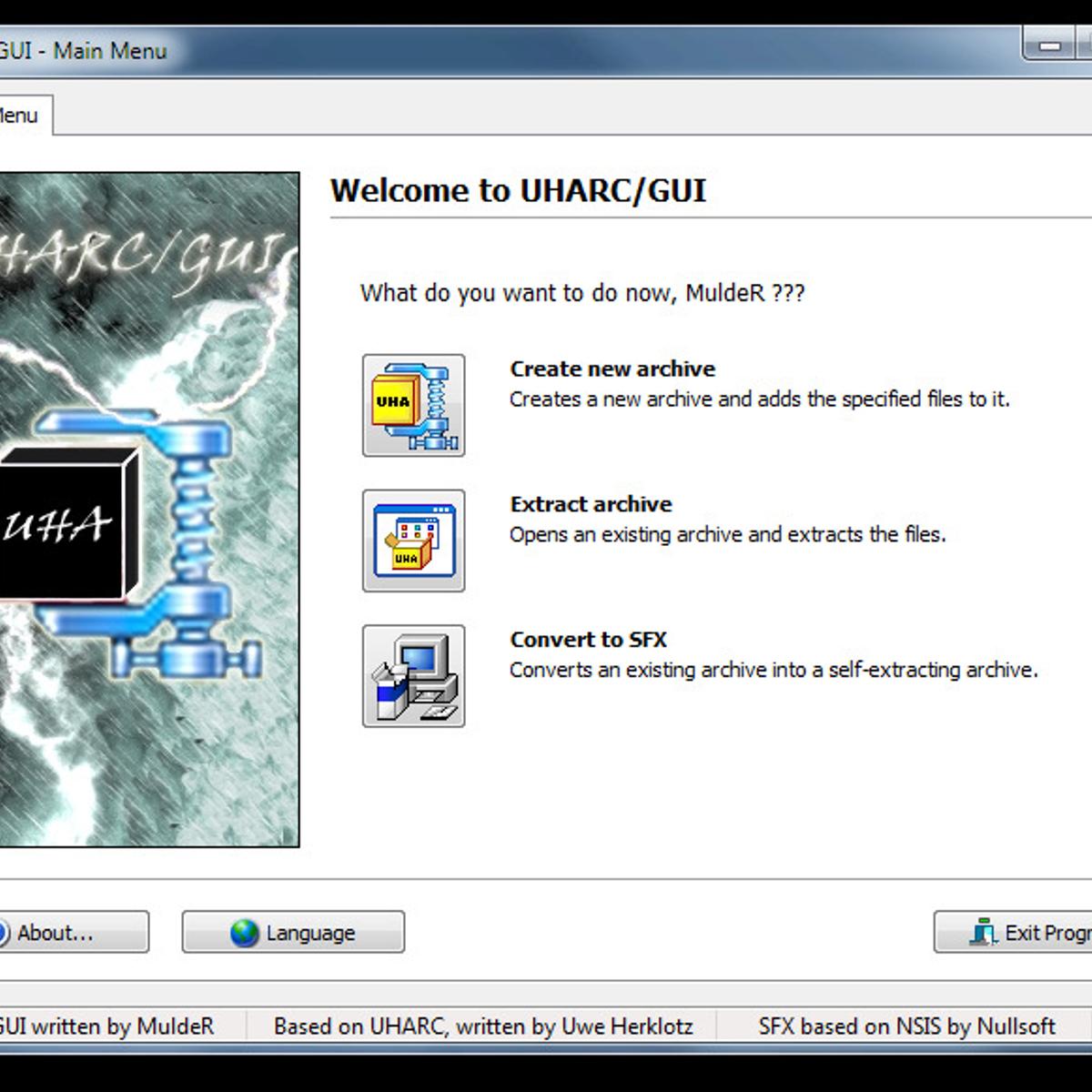 UHARC/GUI Alternatives and Similar Software - AlternativeTo net