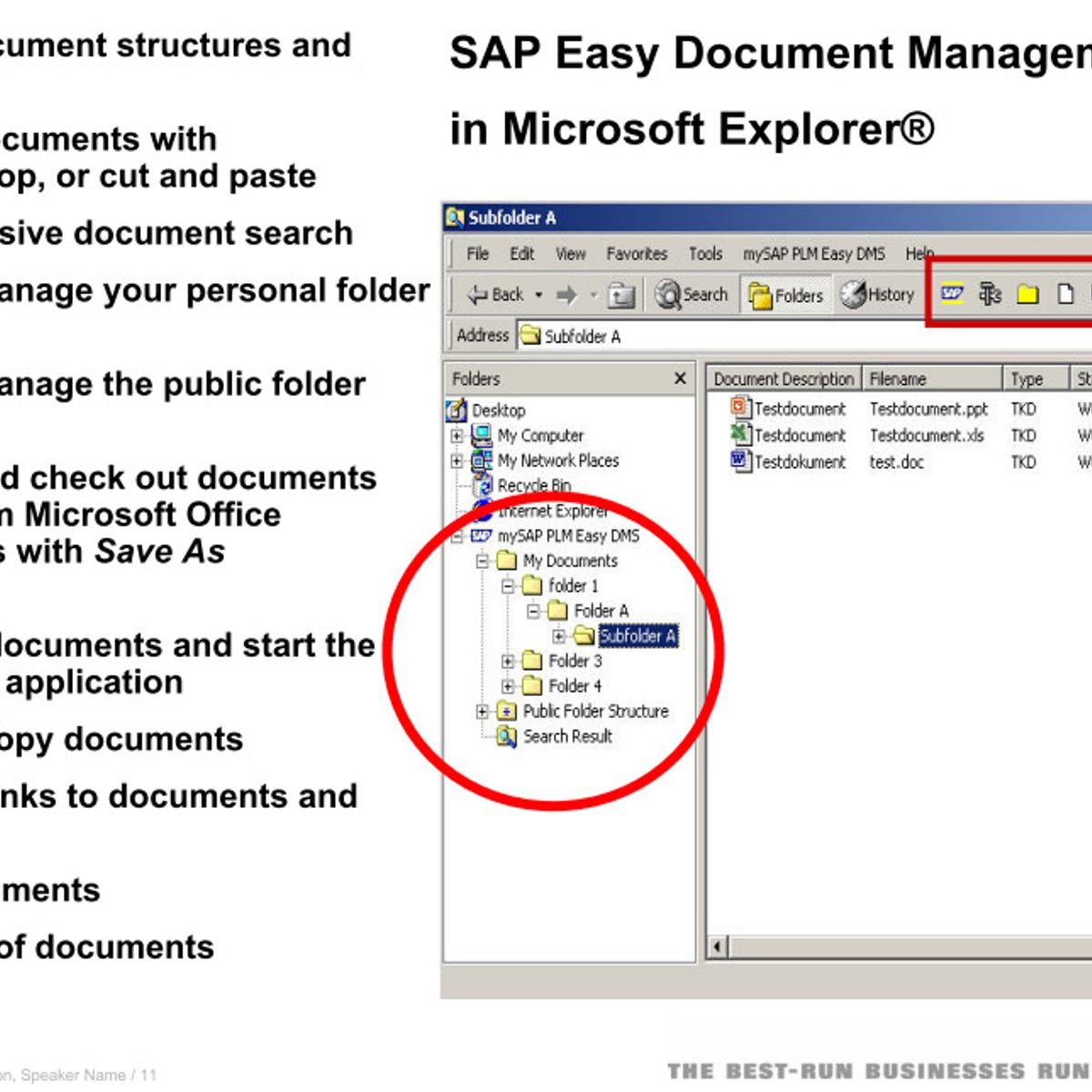 Sap Easy Dms Alternatives And Similar Software