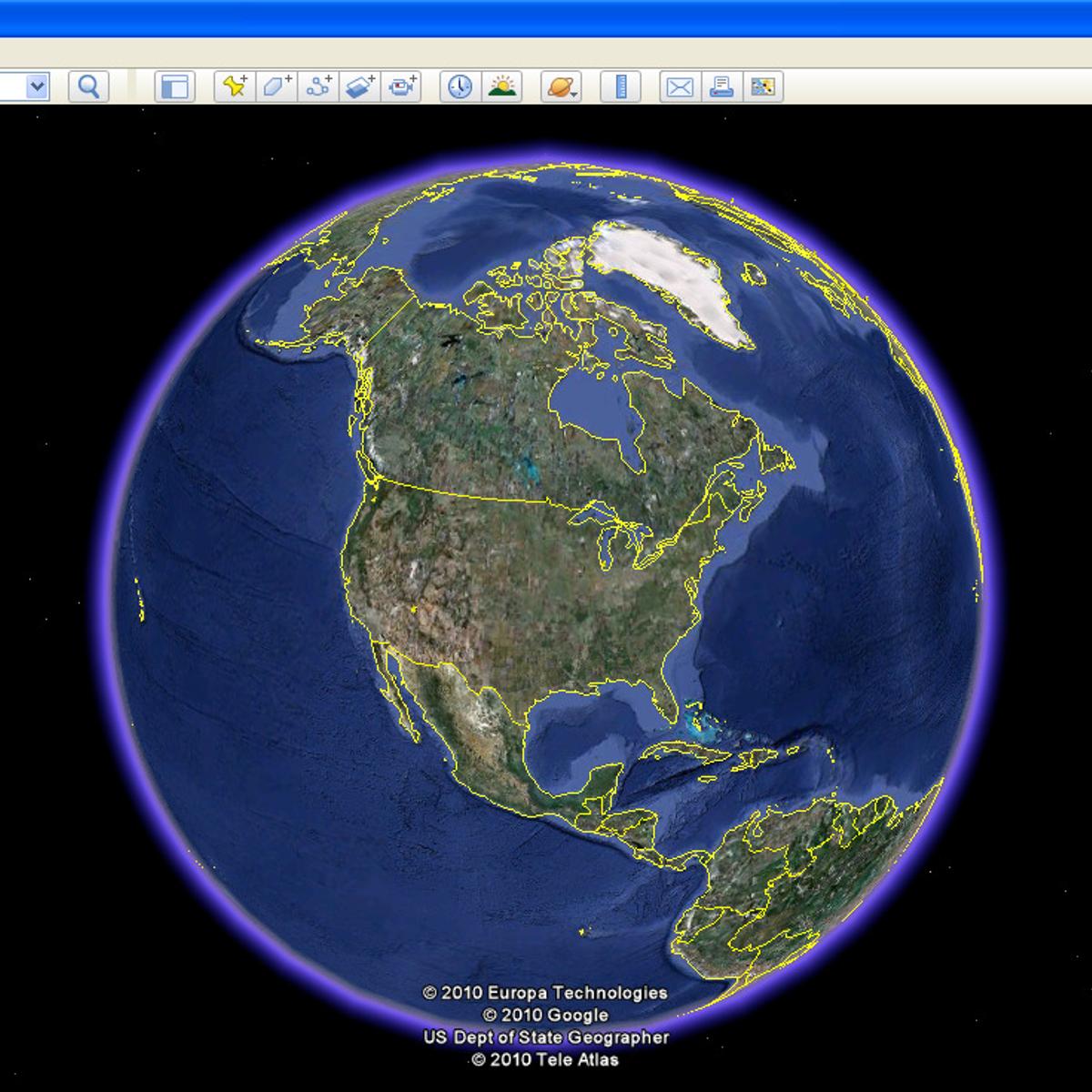 Google Earth Alternatives And Similar Software