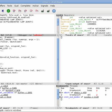 GNU Emacs Alternatives and Similar Software - AlternativeTo net