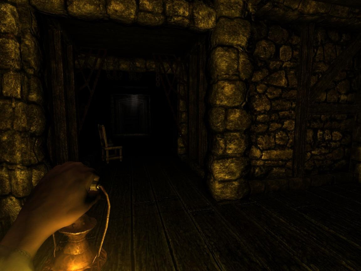 It's possible to update the information on Amnesia: The Dark Descent or  report it as discontinued, duplicated or spam.