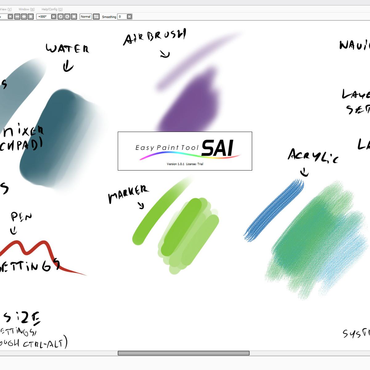 PaintTool SAI Alternatives for iPhone - AlternativeTo net