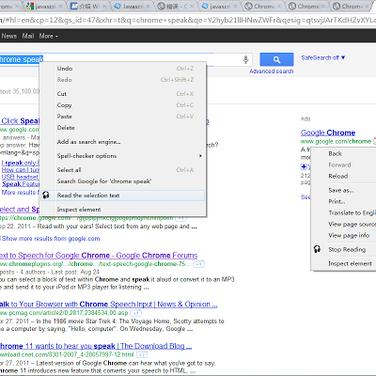 Chrome Speak Alternatives and Similar Software