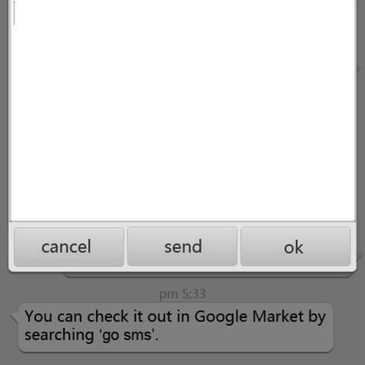 GO SMS Pro Alternatives and Similar Apps - AlternativeTo net