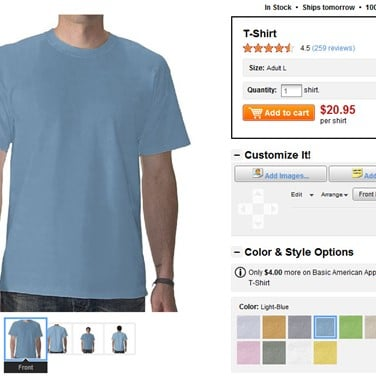 TeeSpring Alternatives and Similar Websites and Apps