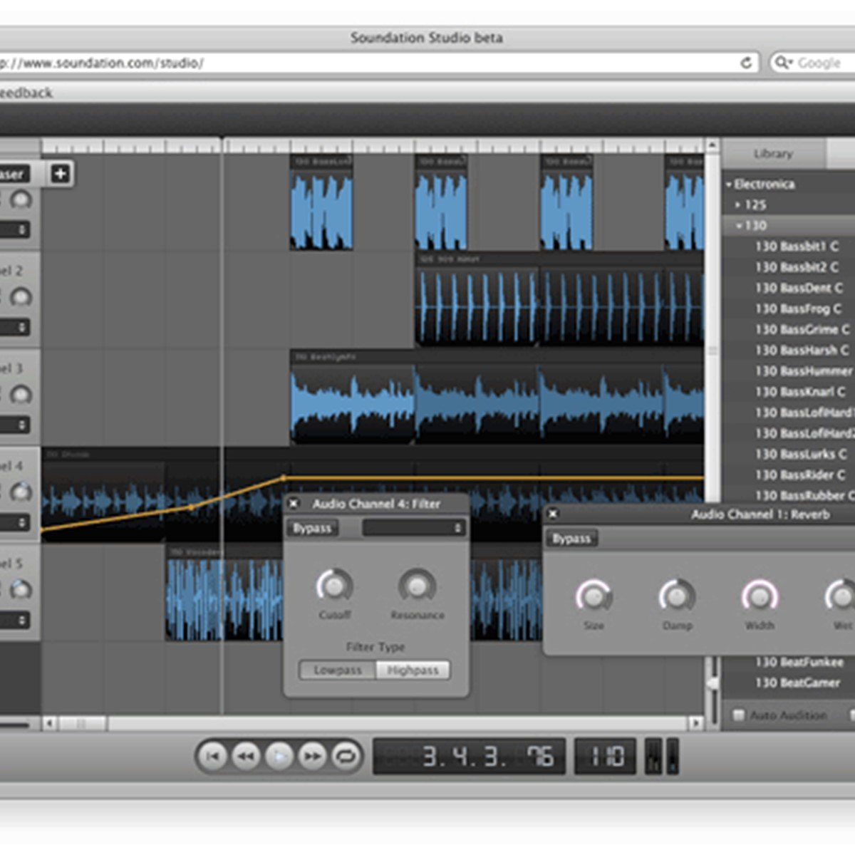 Web / Cloud Soundation Studio Alternatives - AlternativeTo net