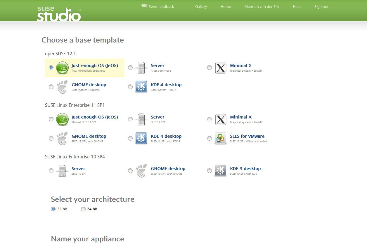 SUSE Studio Alternatives and Similar Websites and Apps