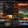 Collection of GameVox windows