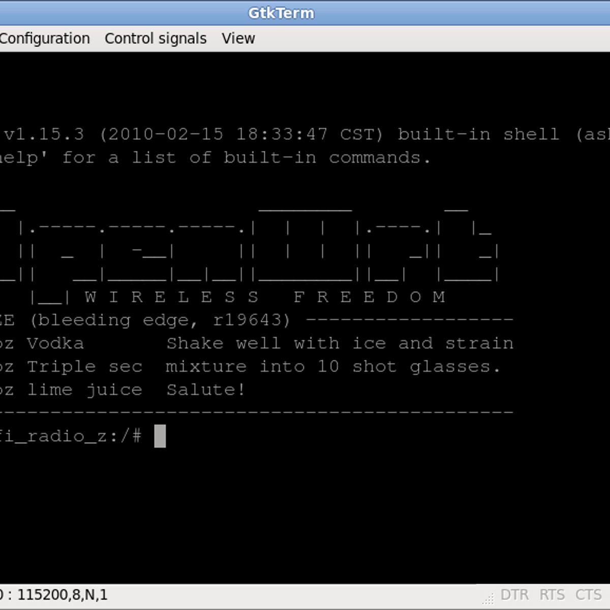 GtkTerm Alternatives and Similar Software - AlternativeTo net
