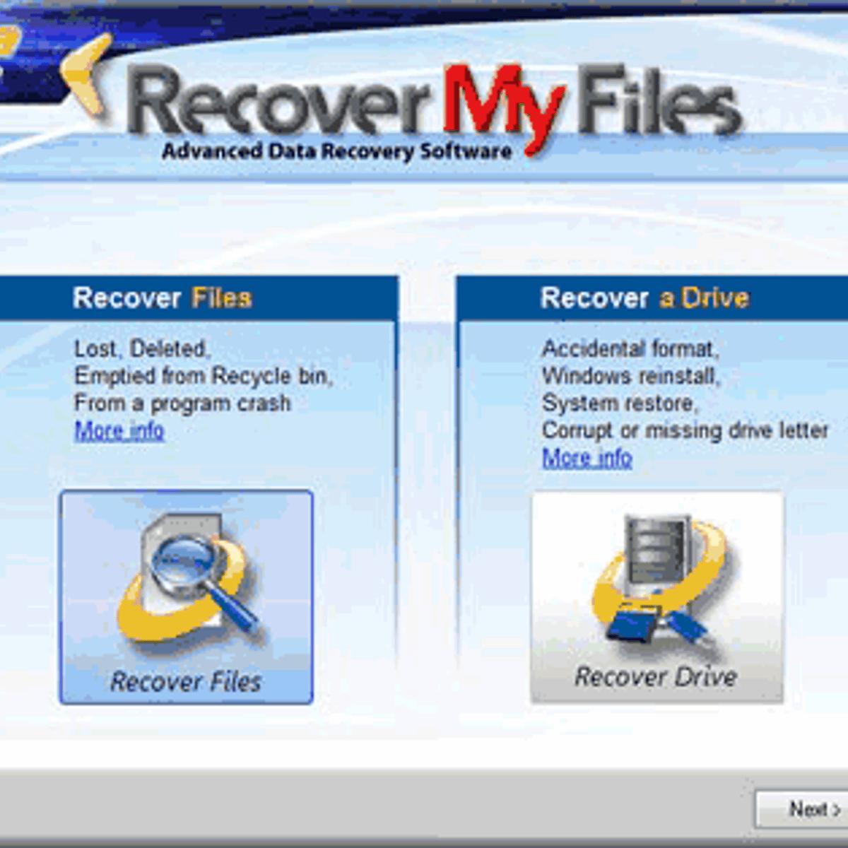 Recover My Files Alternatives And Similar Software Alternativeto Net