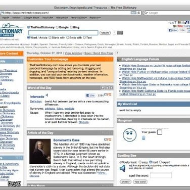The Free Dictionary Alternatives and Similar Apps and