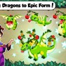 Evolve dragons to epic forms! icon