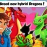 Breed new hybrid dragons!