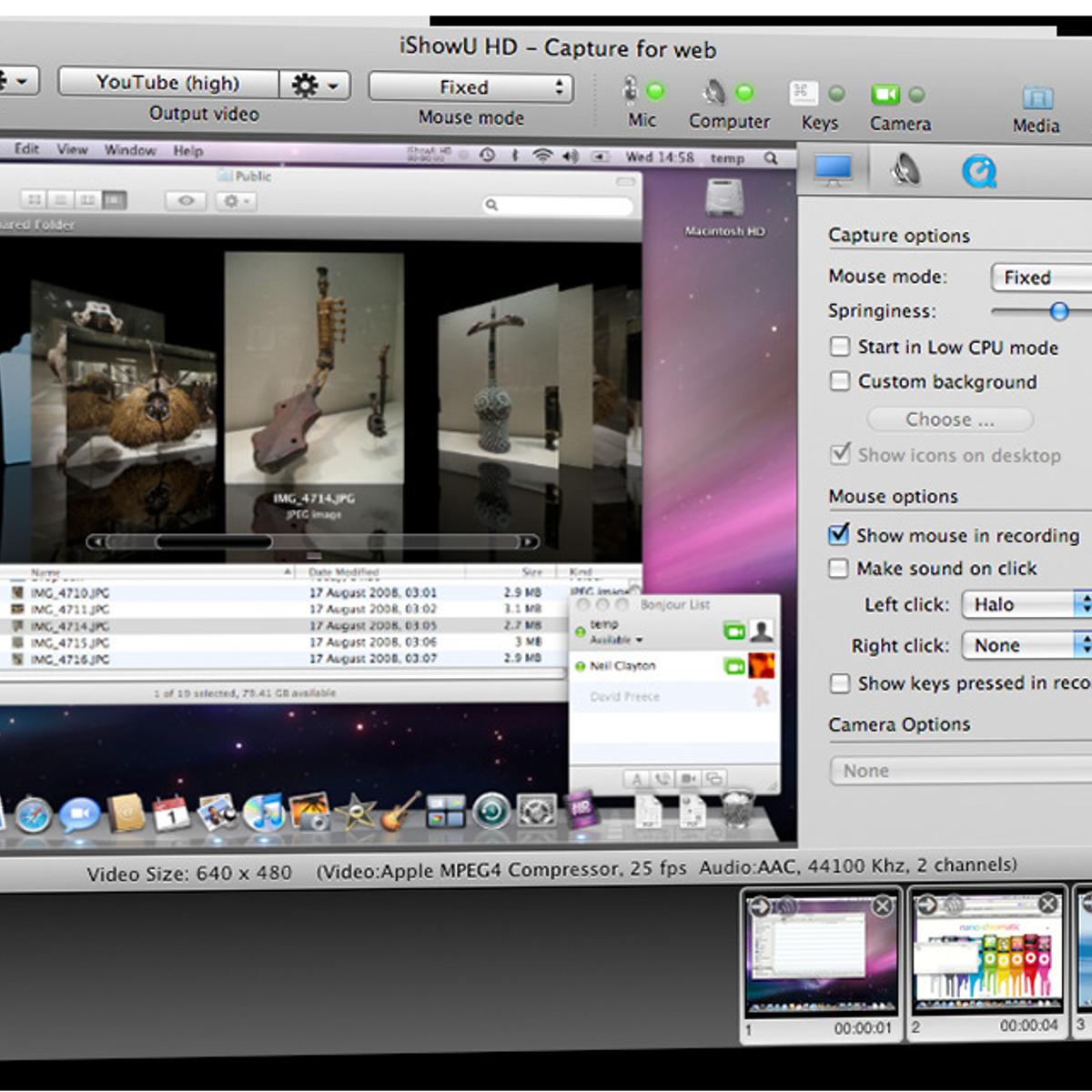 iShowU HD Alternatives and Similar Software - AlternativeTo net