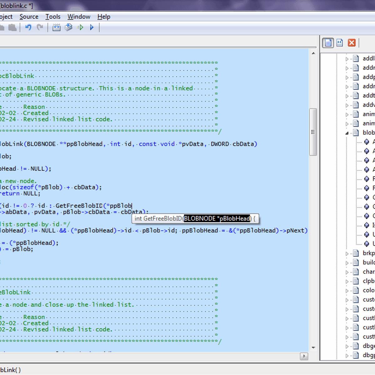 Pelles C Alternatives and Similar Software - AlternativeTo net