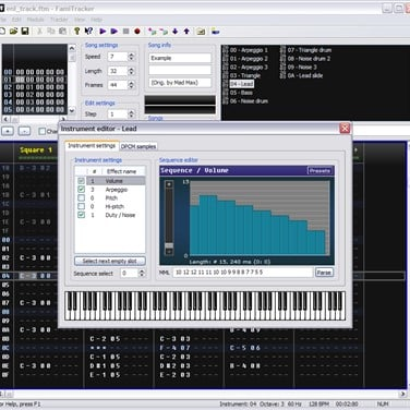 FamiTracker Alternatives and Similar Software