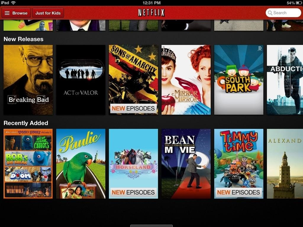 how to download shows on netflix windows 10