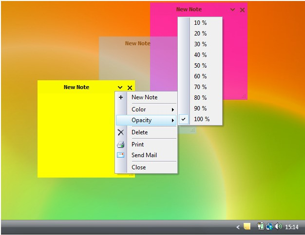free download sticky notes for windows 7