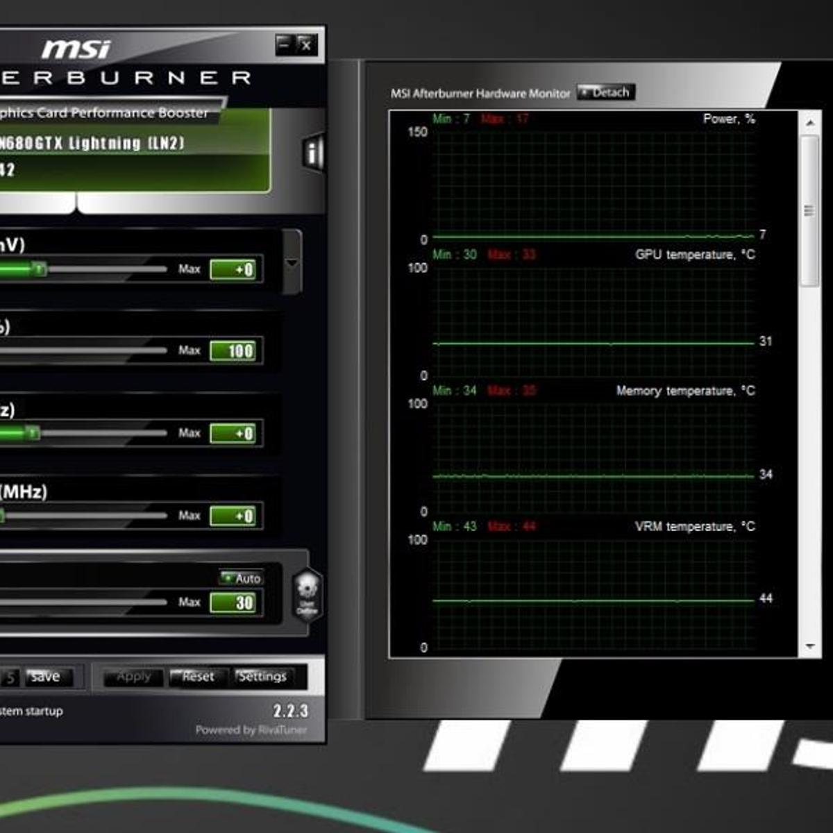 MSI Afterburner Alternatives and Similar Software