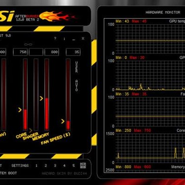 MSI Afterburner Alternatives and Similar Software - AlternativeTo net