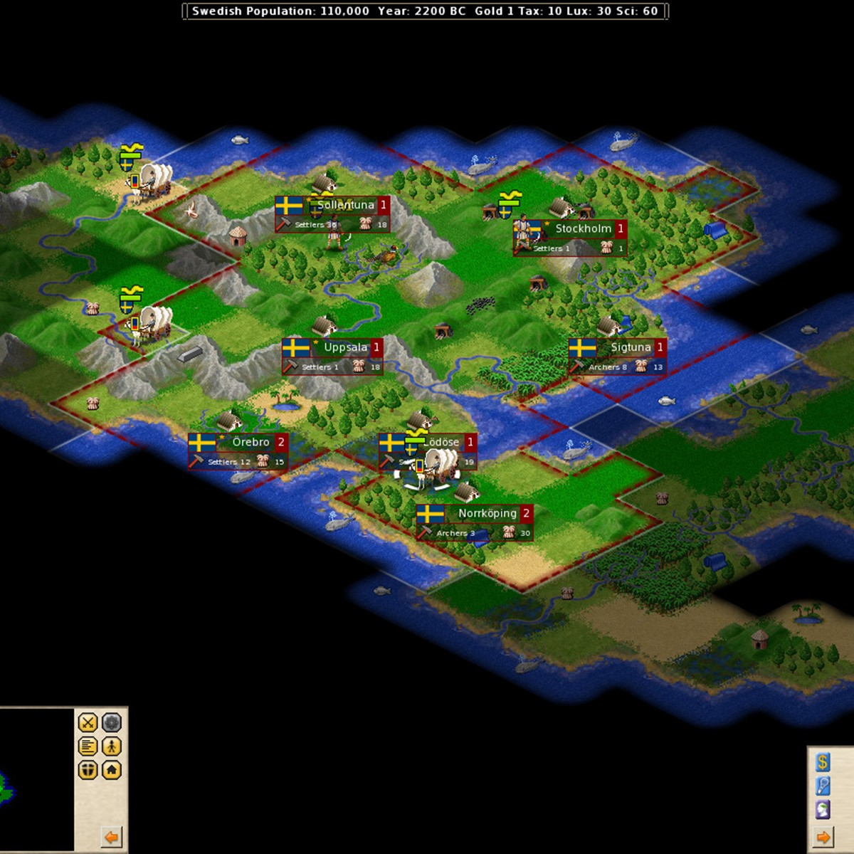 FreeCiv Alternatives and Similar Games - AlternativeTo net