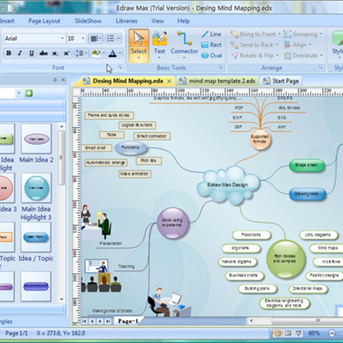 evaluate mind map as a tool for analyzing a problem Mind mapping is a technique that uses branches radiating out from a core idea to structure thoughts and ideas instead of writing tasks down in a list or immediately trying to create a structure for tasks, mind mapping allows people to write and even draw pictures of ideas in a nonlinear format.