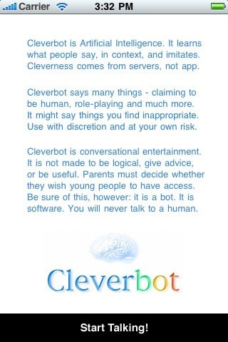 Cleverbot Alternatives and Similar Apps and Websites