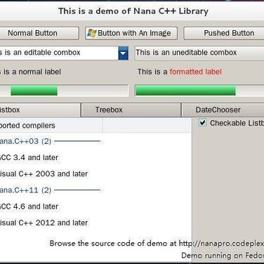 Nana C++ Library Alternatives and Similar Software - AlternativeTo net