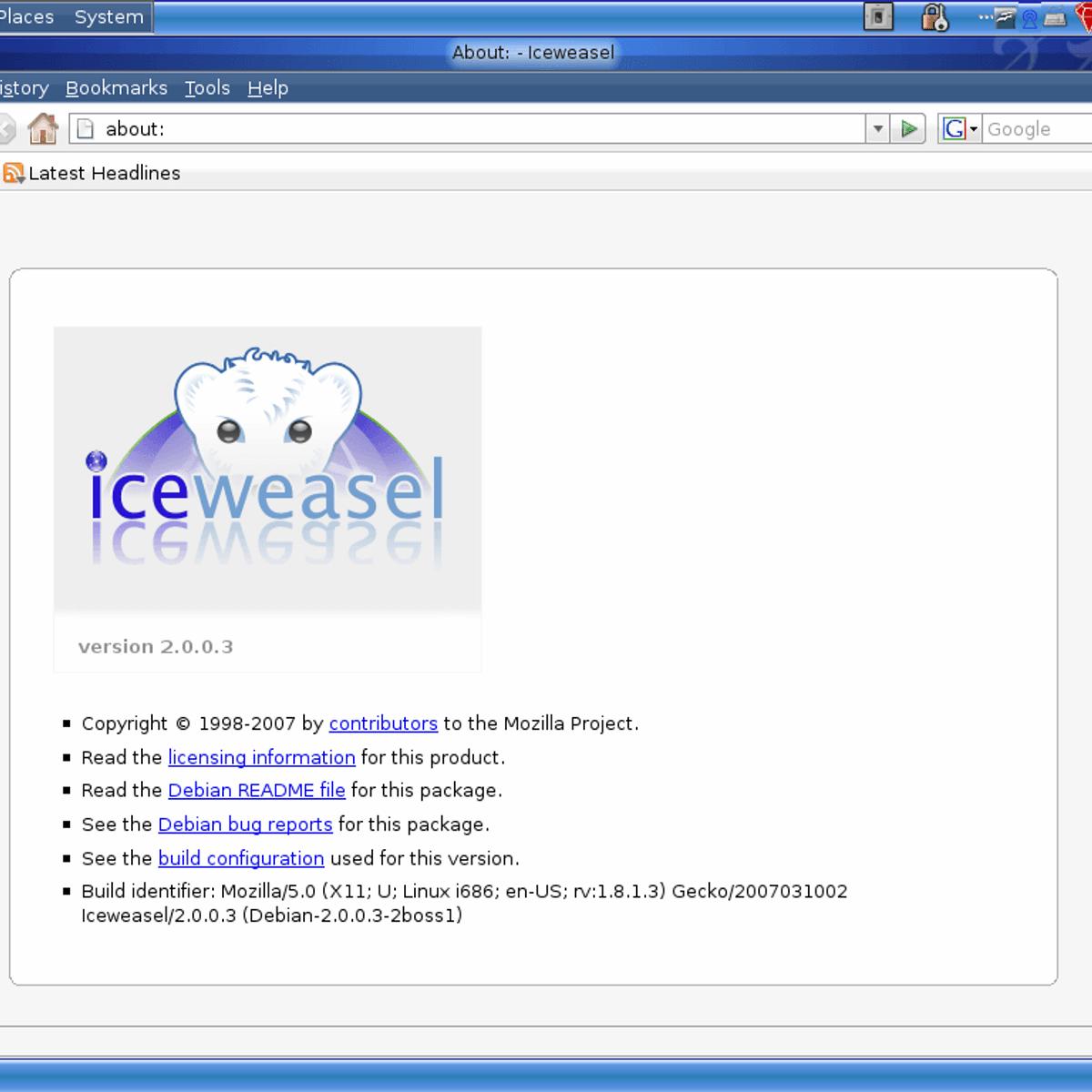 Iceweasel Alternatives and Similar Software - AlternativeTo net