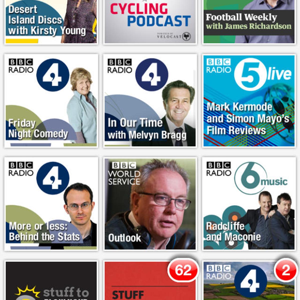 RSSRadio Podcast Downloader Alternatives and Similar Apps