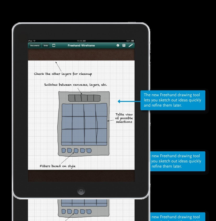 Omnigraffle Alternatives And Similar Software Wireframe Diagramming Tools Tags