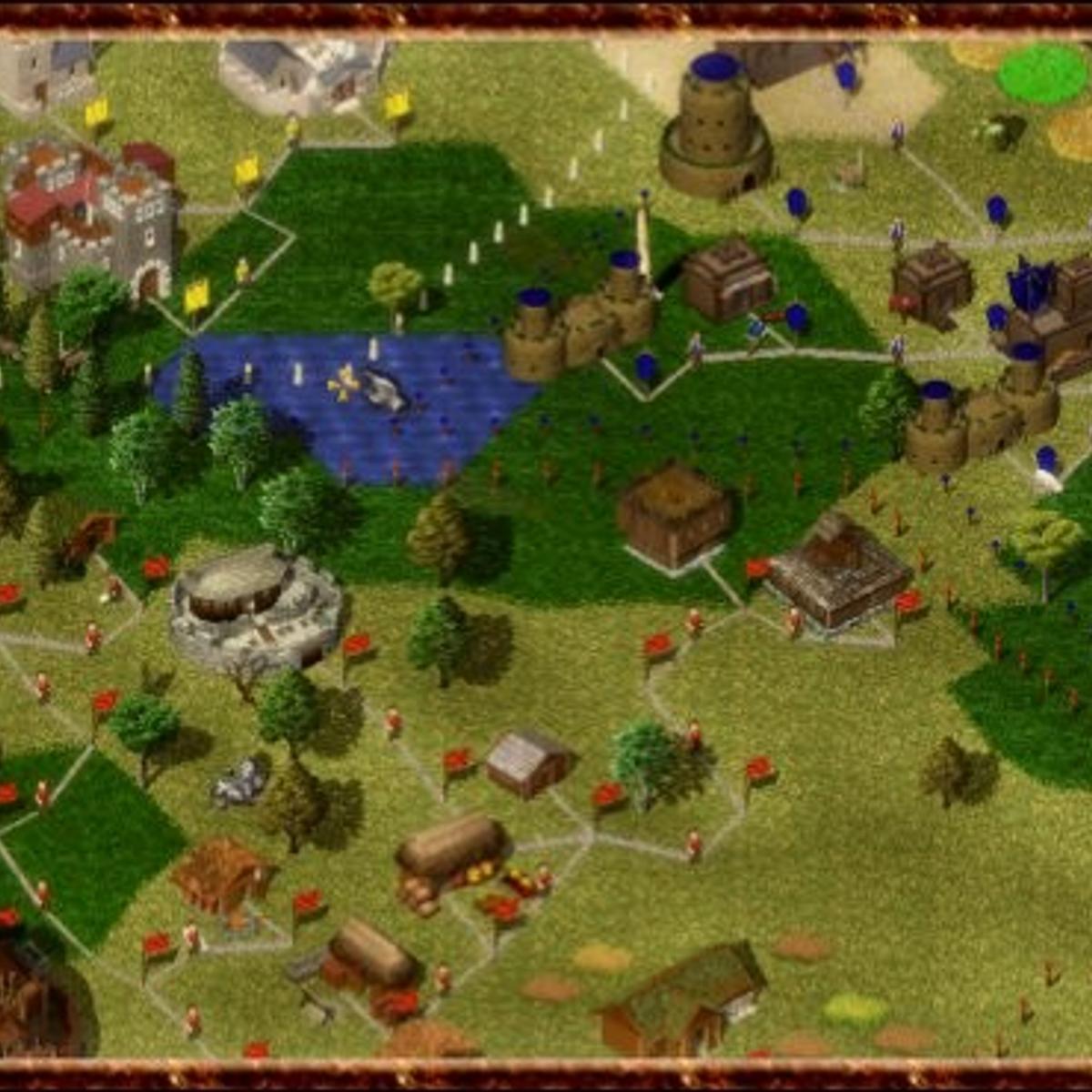 22 Games like Widelands - AlternativeTo net