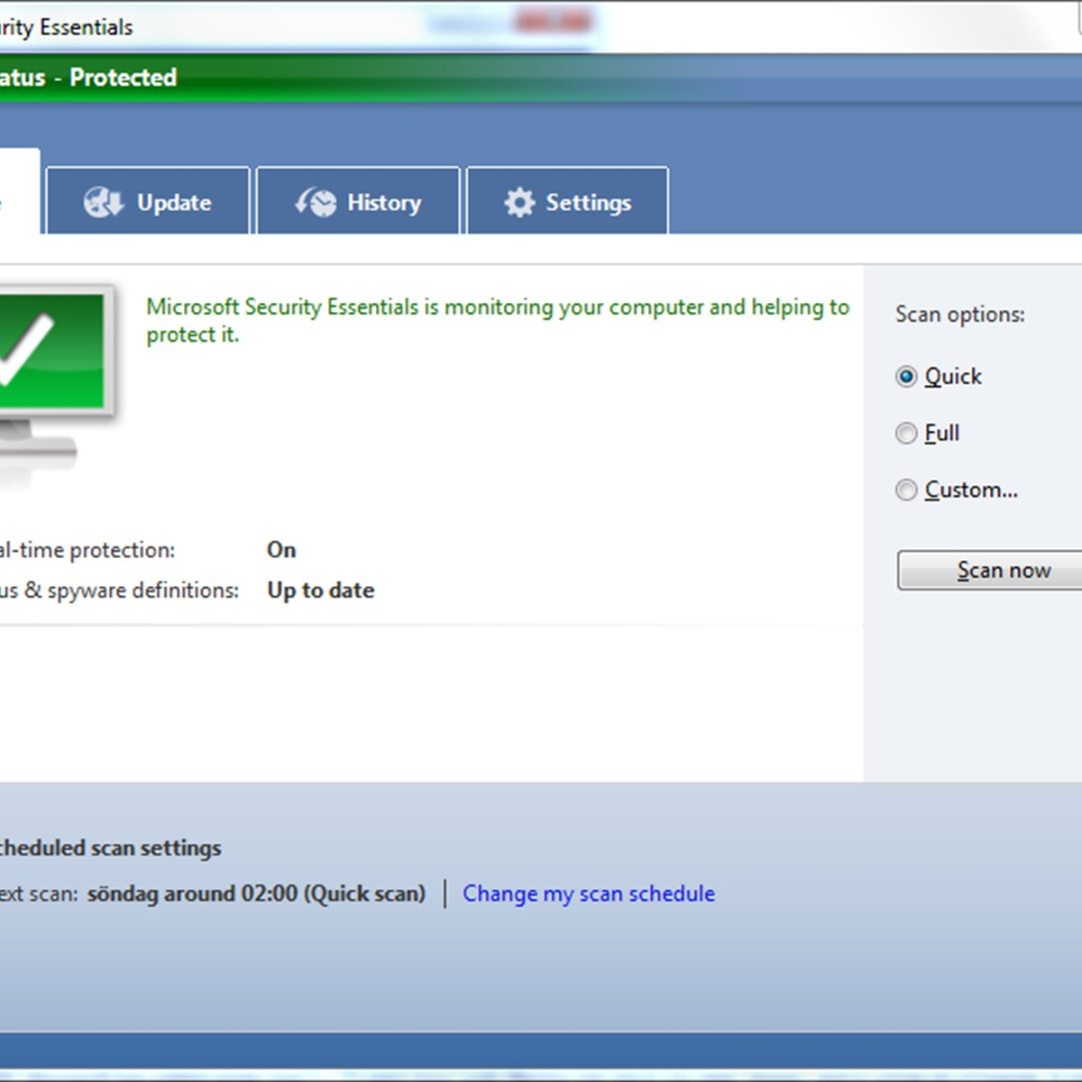 Microsoft Security Essentials Alternatives and Similar Software