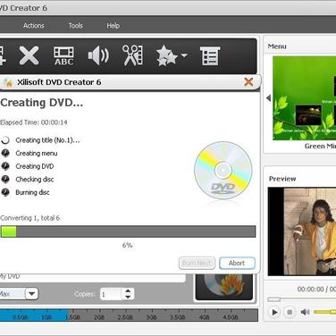 Xilisoft DVD Creator Alternatives and Similar Software