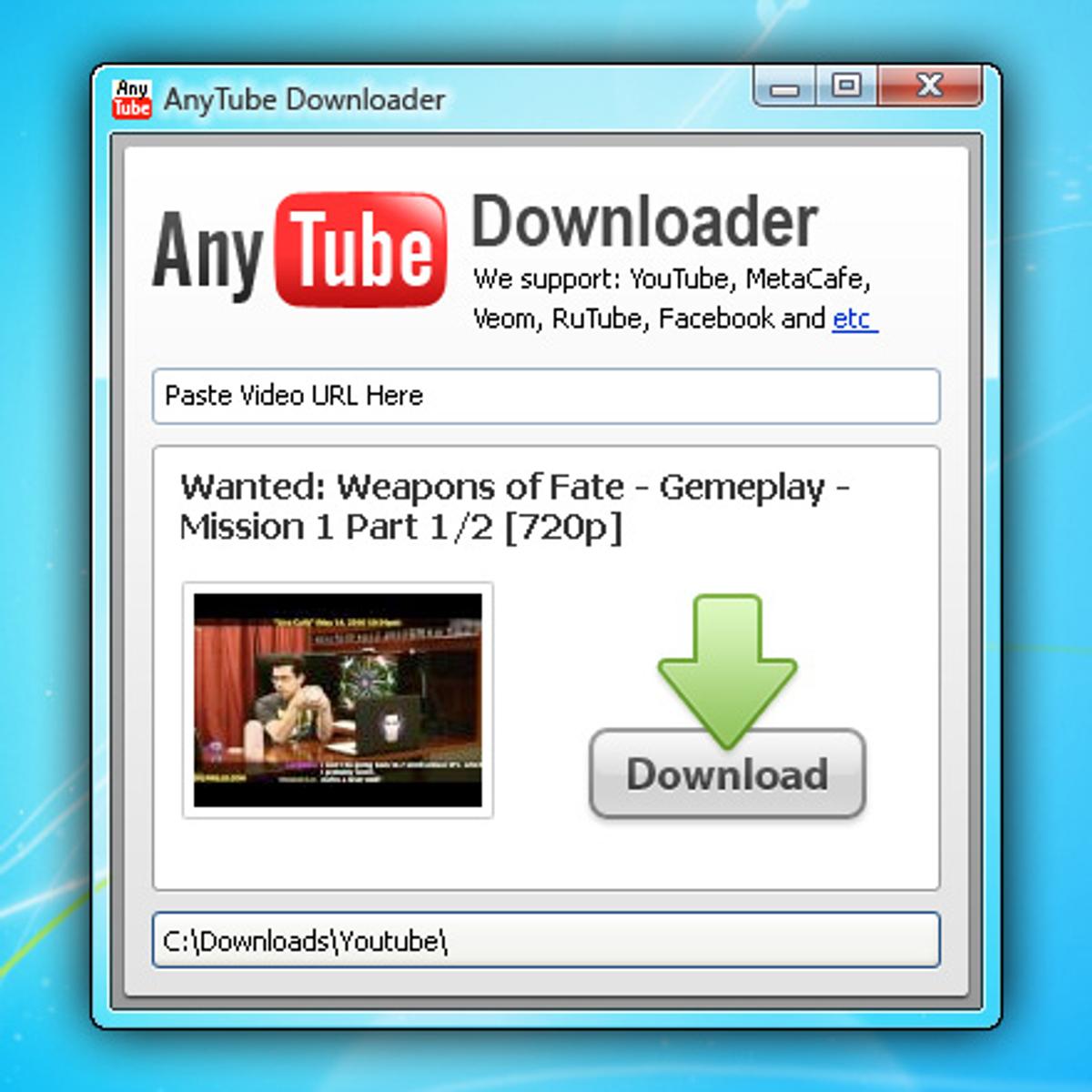 AnyTube Downloader Alternatives and Similar Software