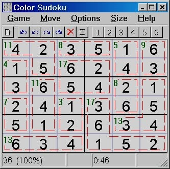 Color Sudoku Alternatives and Similar Games - AlternativeTo net