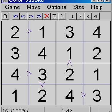 Color Sudoku Alternatives and Similar Games - AlternativeTo net