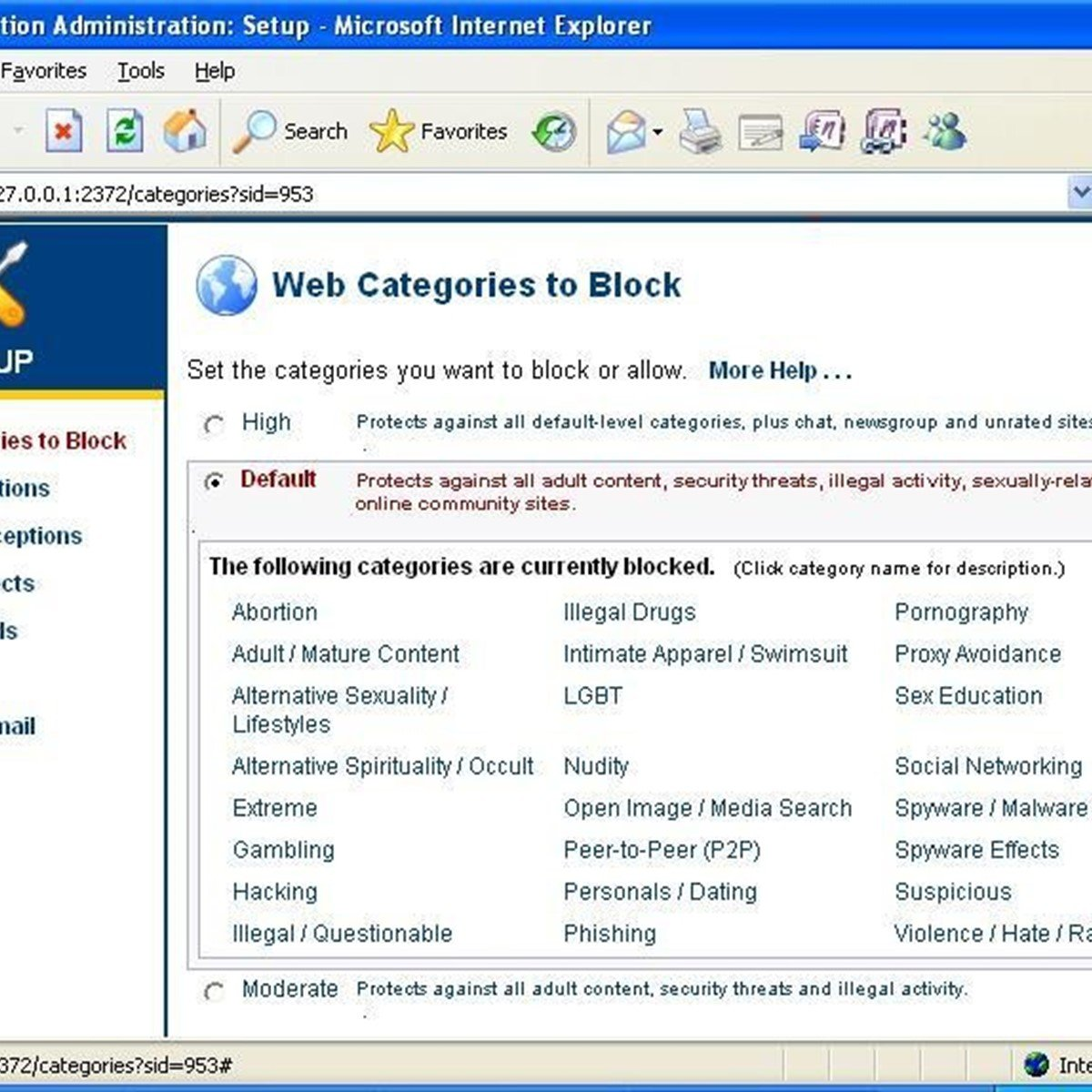 K9 Web Protection Alternatives and Similar Software
