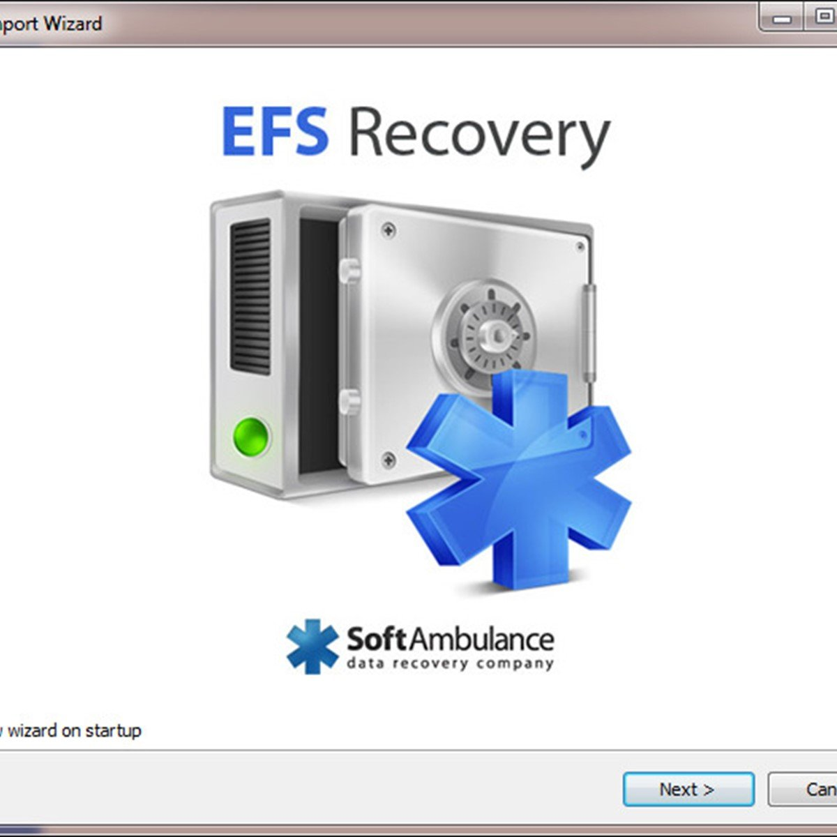 SoftAmbulance EFS Recovery Alternatives and Similar Software