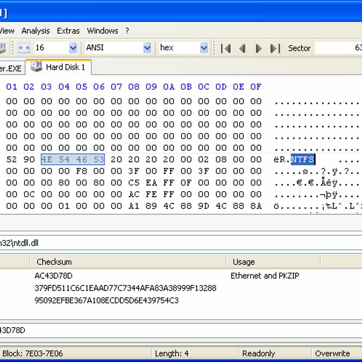 HxD Alternatives and Similar Software - AlternativeTo net