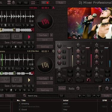 DJ Mixer Pro Alternatives and Similar Software - AlternativeTo net