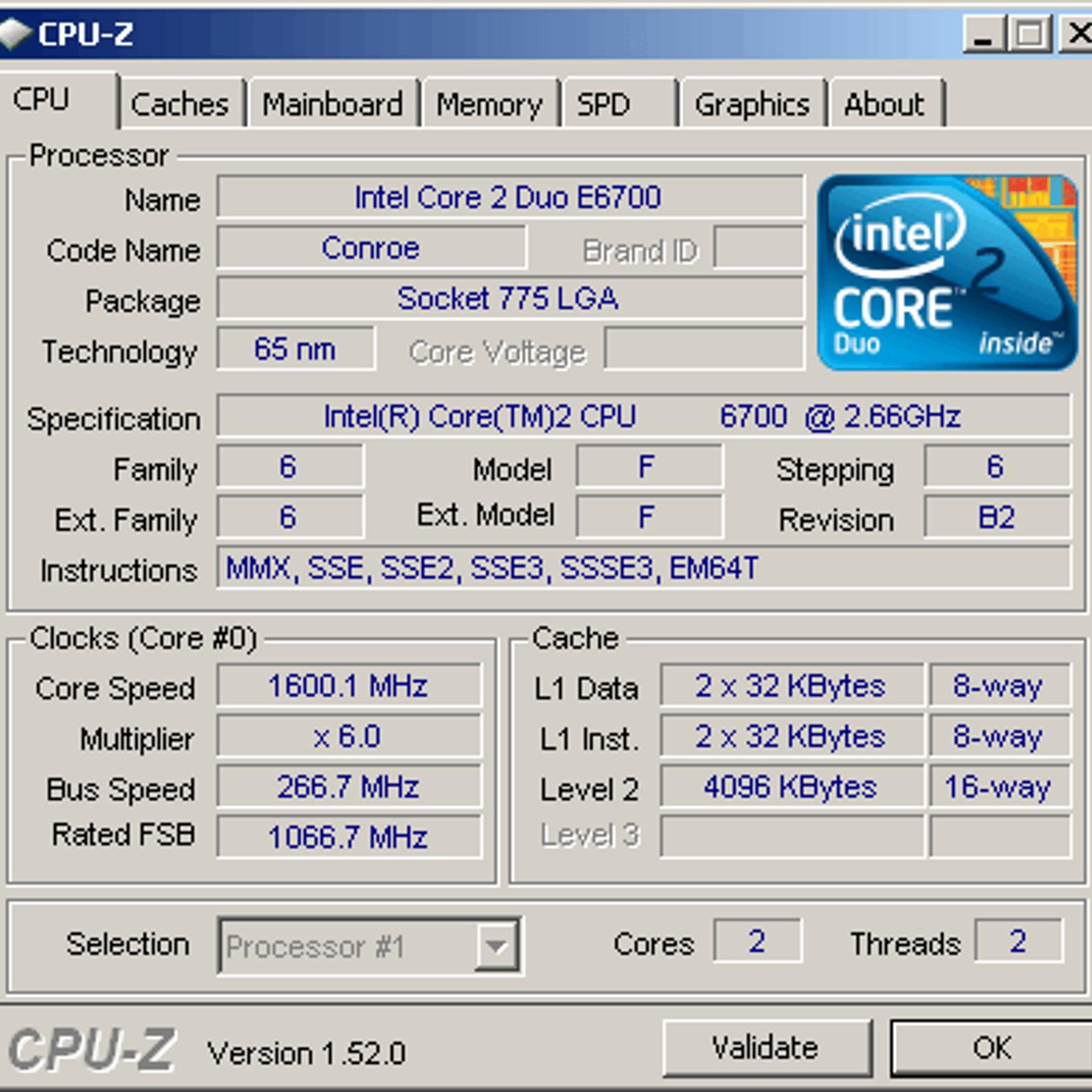 CPU-Z Alternatives and Similar Software - AlternativeTo net