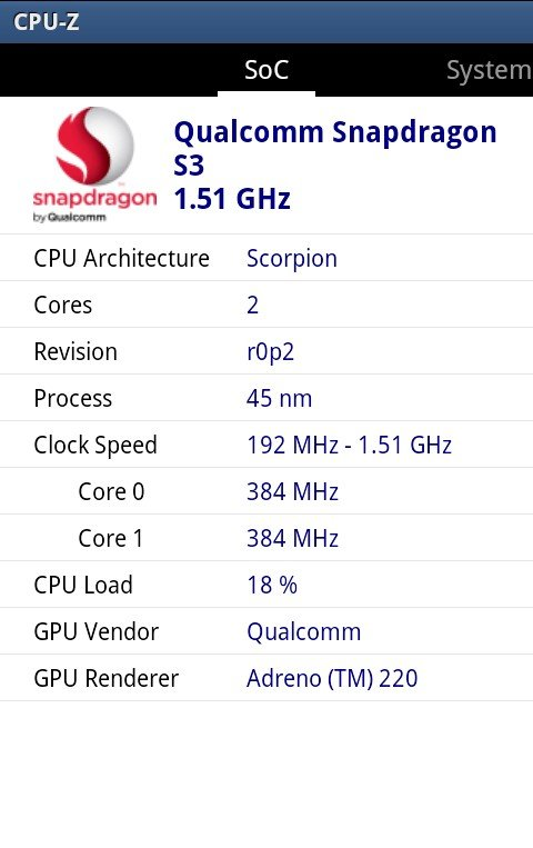 where is cpu z