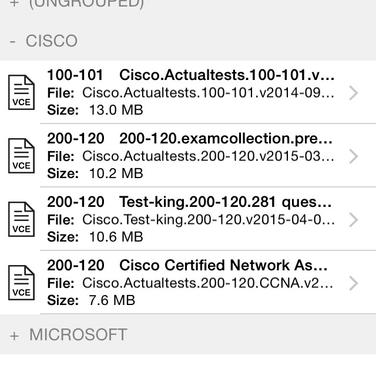 A+ VCE Alternatives and Similar Apps - AlternativeTo net